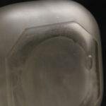 Oggetti da collezione Vasetto Lalique in cristallo lucido e opaco