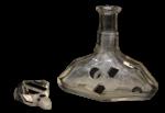 Bottiglie Bottiglia in cristallo da barca